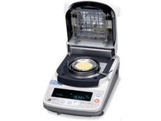 Moisture analysers that provide quick, safe and accurate measurements