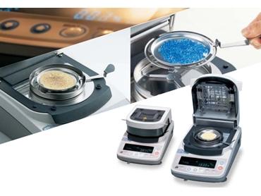 Provides high moisture content measurement