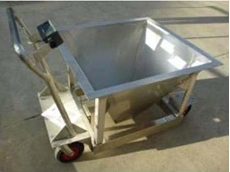 Portable Weigh Hoppers