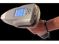 Polychromix Phazir Rx handheld NIR material analyser
