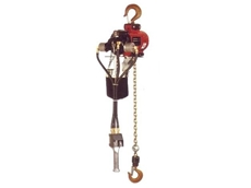 Ingersoll Rand ARO 7700 air hoists