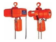 Nitchi range of hoists