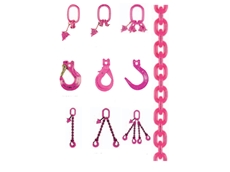 RUD VIP range of lifting chain systems