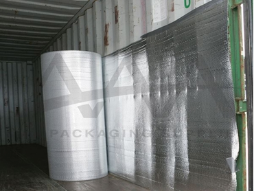 Foil Insulated Bubble wrap from AAA Packaging Supplies