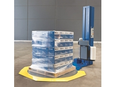 The C-One Plana Pallet Wrapper is part of the C-One Stretch Wrapping Machine range.