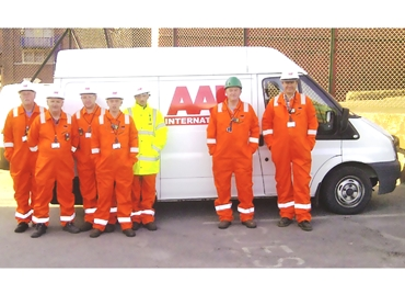 AAF Internatinal Service Team