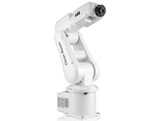 ISO 5 IRB 120 industrial robots can be mounted at any angle