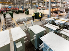 ABB's Malaga transformer factory