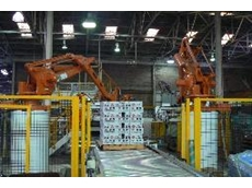 Robotic palletising systems at SPC Ardmona