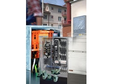 ABB Australia's cable distribution cabinets