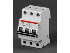 S200 MCB range of miniature circuit breakers