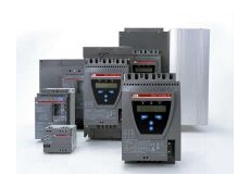ABB softstarters -- IT enabled.
