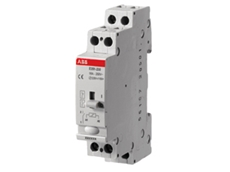 E250 range of latching relays