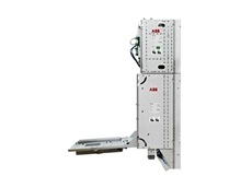 ABB's new panel mounted controller for larger robots