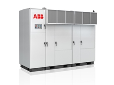ABB's PVS980 central inverter