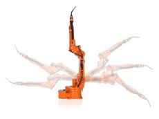 ABB's IRB 1520ID arc welding robot