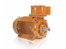 ABB's new motor features Ex d flameproof protection for use in underground mine (group I) applications