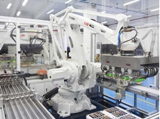 ABB's contactless robotics technology allows a high degree of hygiene, accuracy and consistency in manufacturing