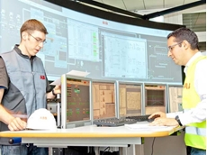 The technology increases standardisation, functionality and quality of process control software over the complete lifecycle of a production facility