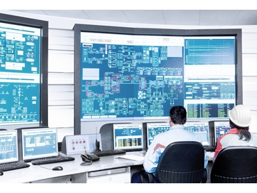 ABB's distributed control system a winner for racecourse