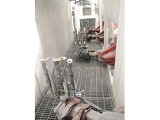 ABB six-axis robots