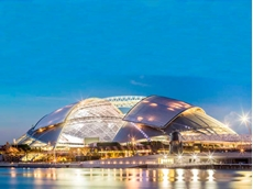 ABB drives will move the retractable roof on Singapore's new National Stadium