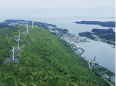 ABB's microgrid solution addresses the challenges of integrating renewable energy sources into the power grid on remote islands