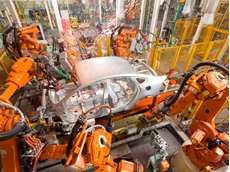 ABB supplies industrial robot technologies for the entire automobile production process