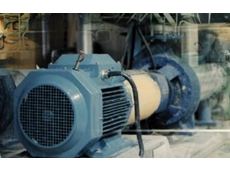 ABB's M3000 motor for process industry.