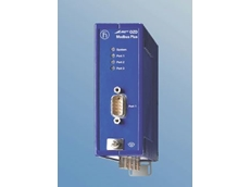 The fibre-optic Modem OZD Modbus Plus G12 from Hirschmann Electronics.