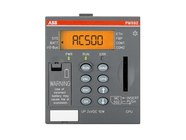 PLCs for water process systems