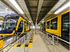 ABB will provide a customised maintenance solution for the six traction substations powering the rapid transit system (Image: GoldLinQ Consortium)