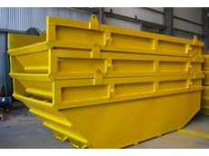 Act Industrial can design Steel Bins to suit your specific requirements