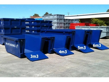 Save money with steel bins from ACT Industrial