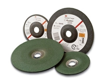 3M Green Corps grinding discs