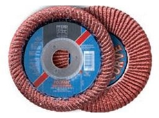 Polifan curve flap discs from All Purpose Abrasives