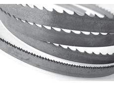 Rontgen bi-metal bandsaw blades with cobalt