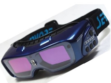 Arc-513 auto-darkening welding goggles