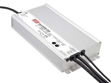 Mean Well HLG-600 series power supply