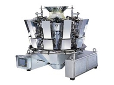 The 10 Head multihead packaging weigher