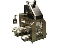The Fallas R400 top loader case packer