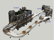 automatic case packaging systems