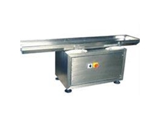 The ADM-HMC series horizontal motion food conveyor