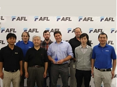 AFL received the Silver award for their LZM-110A+ LAZERMaster