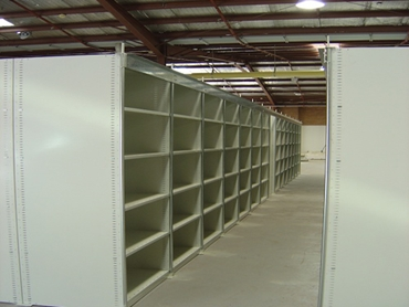 Run of Longpost Shelving