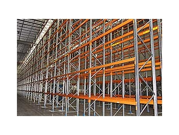 Our racking solutions will allow you to use every millimetre of your space
