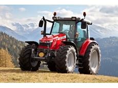 Model MF5450 Tractor from Massey Ferguson