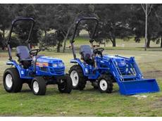 Iseki TM Series Compact Tractors