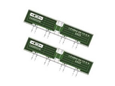 LC2000 Series telephone line interface resistors