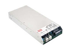 MeanWell RSP-2000 series 2000 watt single output power supplies from AJ Distributors